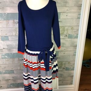 Milly knit dress size m